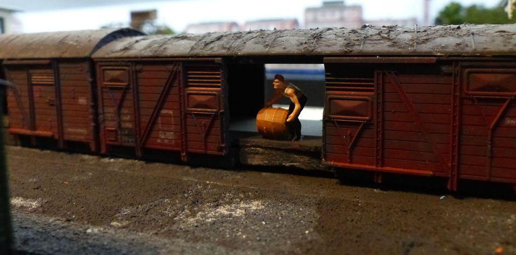Alter Güterschuppen