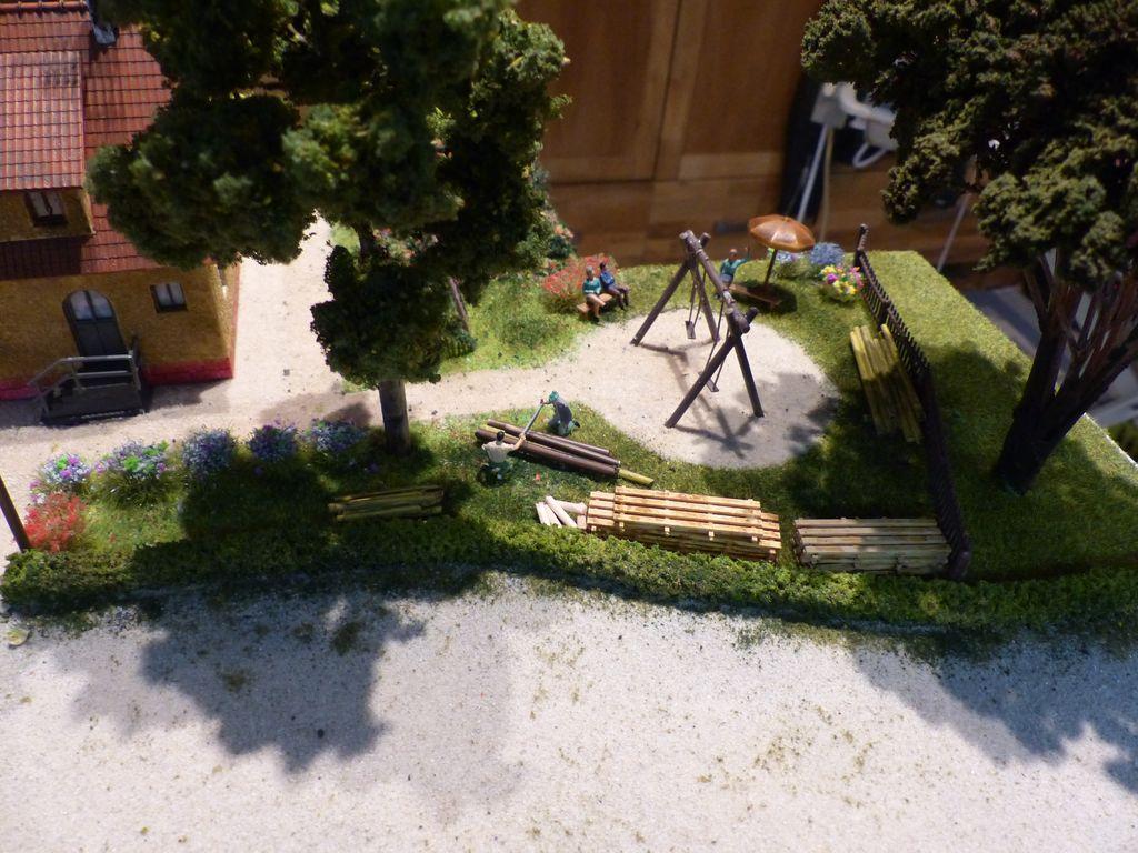 Spielplatz Siedlung