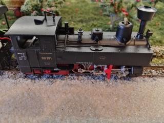 Meine 99791, umgebaut auf RC