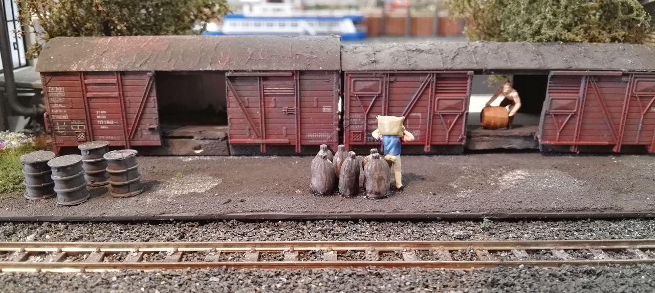 Güterverladung